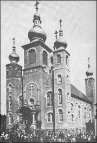 St Nicholas Church ca.1917